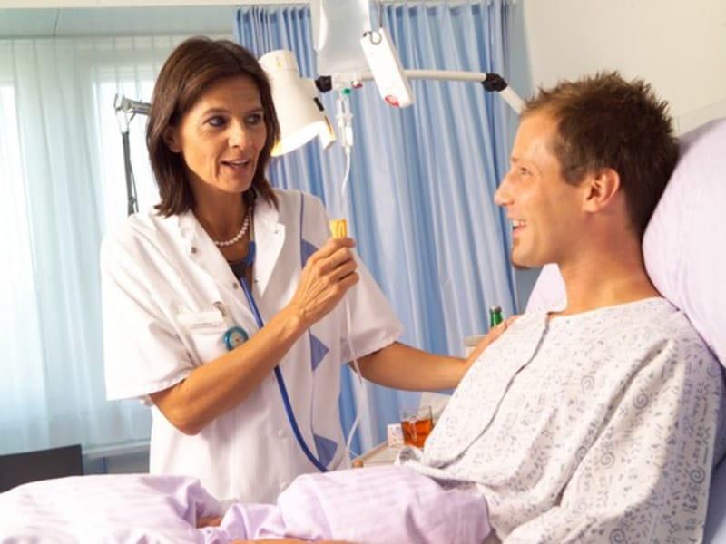 химиотерапия при раке яичка