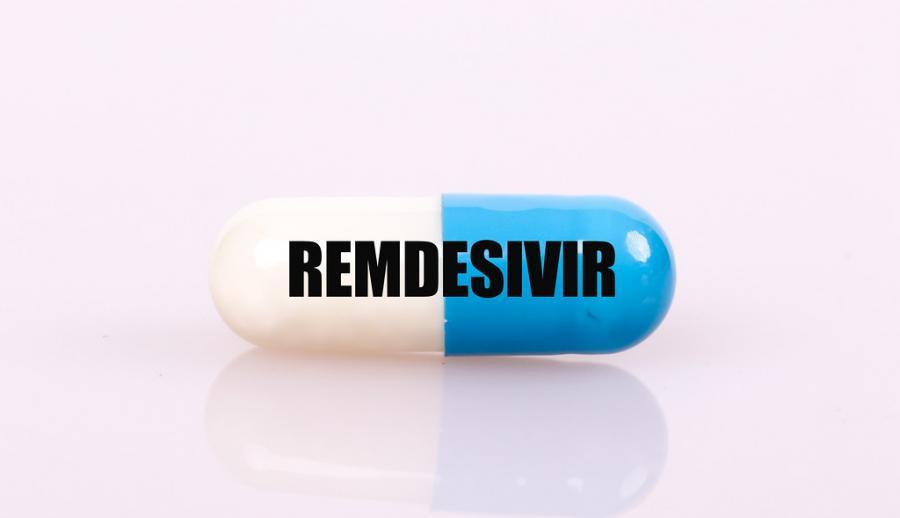 Капсула ремдесивир