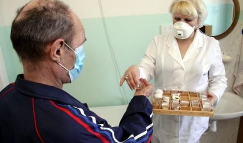 Лечение лекарственно-устойчивых форм туберкулеза