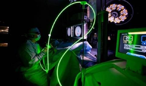 Greenlight PVP Laser ® для лечения аденомы простаты