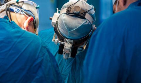 Операция по трансплантации легких в Бельгии