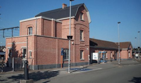Станция города Пуурс